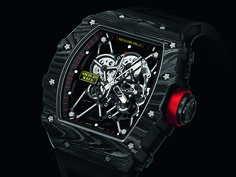 Richard Mille at the SIHH 2014