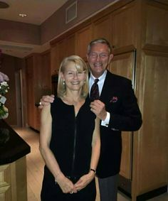 Richard Carpenter and wife Mary (2016)
