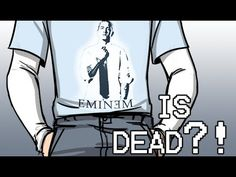 EMINEM IS DEAD! [Be More Chill - UPGRADE work in progress ANIMATIC]