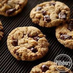 #Chocolate Chunk #Oatmeal Raisin #Cookies from Pillsbury® Baking