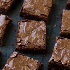 Looking for a gluten free brownie recipe? Look no further! These rich fudgy flourless brownies are perfectly chewy, dense and intense! No strange ingredients required :)