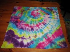 tie dying cloth diapers