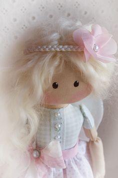 Hanifi handmade: кукла