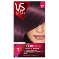 Vidal Sassoon Pro Series London Luxe Hair Color, Midnight...