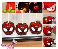 Ideas y artículos para fiesta de Spiderman-Hombre Araña. Encuentra nuestros artículos aquí: http://www.siemprefiesta.com/fiestas-infantiles/paquetes-buen-fin/paquete-de-spiderman-buen-fin-para-18-personas.html?utm_source=Pinterest&utm_medium=Pin&utm_campaign=SpidermanP