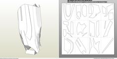 pdo file template for Iron Man - Mark 4 & 6 Full Armor +FOAM+. Iron Man Cosplay, Cosplay Armor, Iron Man Suit, Iron Man Armor, Pepakura Iron Man, Iron Man Mark 2, Starlord Mask, How To Make Iron, Iron Man Fan Art