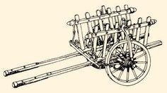középkori kocsik és szekerek - Google Search