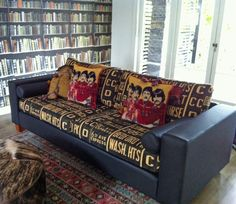 Manhattan Sofa by Rose and Heather NZ