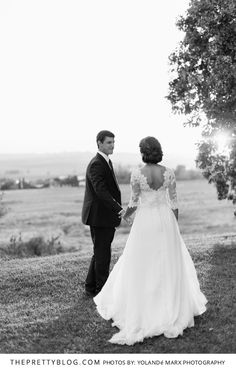 A Classic Take on a Traditional Wedding   Real Weddings   Wedding Couple Inspiration    Wedding Dress by White Lilly Bridal   Photography by Yolandé Marx