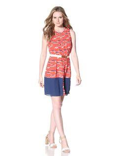 PJK Patterson J. Kincaid Women's Dakota Button Dress at MYHABIT