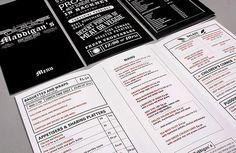 El que un menú de un restaurante esté bien diseñado y estructurado, habla bien de la imagen completa de branding del lugar, además de que es una parte integral para ocasionar una buena experiencia ...