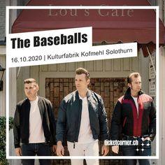 Sam, Digger und Basti spielen am 16. Oktober in der Kulturfabrik Kofmehl. 😍💃  Tickets sind ab sofort erhältlich. Ab Sofort, Pop Rocks, Solothurn, Biography, October, Playing Games