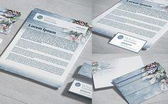Mock - up / Small Branding – Stationery