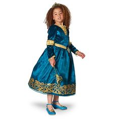 Rub Disney Prinzessin Kinder Kostüm Merida Loveheart