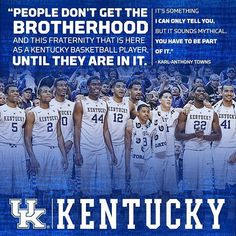 Kentucky basketball: a fraternity for life Basketball Tricks, Best Basketball Shoes, Basketball Goals, Basketball Players, Basketball Hoop, Basketball Outfits, Basketball Shooting, College Basketball, Kentucky Athletics