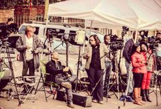 Media outside the Medi-Clinic Heart Hospital in Pretoria. Heart Hospital, Lung Infection, Pretoria, Nelson Mandela, Lunges, Clinic, South Africa, The Outsiders, Concert
