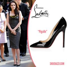 christian louboutin pigalle black patent leather