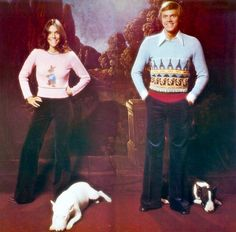 goody four shoes ; the Carpenters