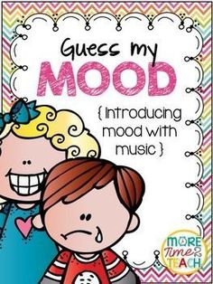 Are you looking for a FUN and UNIQUE way to teach your students about mood? If so then this might be the FREEBIE you've been looking for. This download has 3 engaging lessons that will keep your students interested and motivated since they involve music and art, two elements that attract students attention.