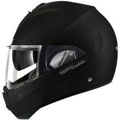 Shark Evoline 3 ST Helmet - Fusion Matte Black