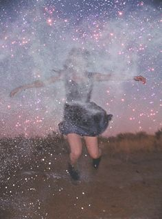 These sparkling gifs are almost magical. The series is called Stellar – and it's created by the Texan photographer Ignacio Torres.