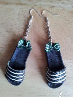 Adiletten-Ohrringe Something Blue, Jet, Drop Earrings, Jewelry, Fashion, Accessories, Ear Piercings, Schmuck, Moda