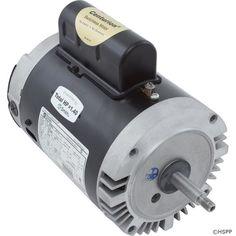 Motor, Century, 1.0hp, 115v/230v, 1-Spd, 56Jfr, C-Face Thd