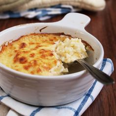 Cauliflower cheese - a simple and tasty way to introduce cauliflower to your fussy eaters
