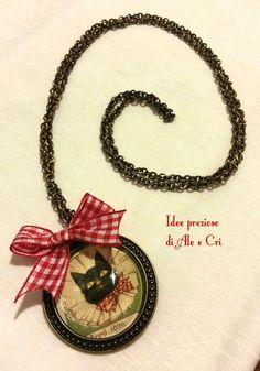 """Collana / necklace """"Idee Preziose di Ale e Cri"""""""