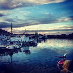 Port of Naoussa, Paros by Vassilis Dimitris Giatras