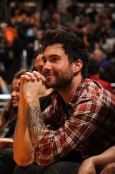 Adam Levine...the greatest thing to ever happen to the mute button.