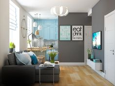 Little apartment for nice family