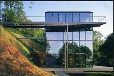 Green House Architecture with Solar Panels Power. One more of the amazing green house is designed – this green house architecture is located in Germany.