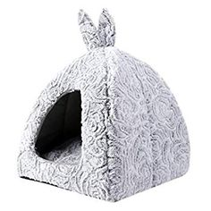 SODIAL Portable Folding Pet tent Dog House Cage Dog Cat Tent Playpen Puppy Kennel Easy Operation Octagon Fence #A
