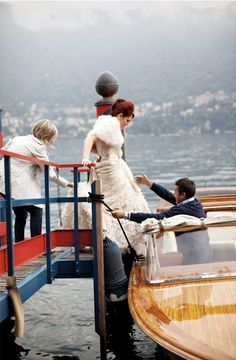 Wedding Inspiration   Lake Como: Italy - dustjacket attic