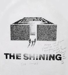 1x1.trans スタンリー・キューブリックがダメ出ししたソール・バスの『シャイニング』ポスター案