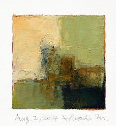 Hiroshi Matsumoto | Abstract Art | Original Oil Painting