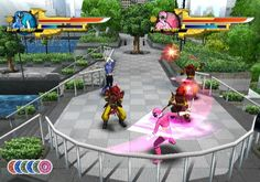 Saban's Power Rangers Samurai - Game Review: Like this scenery?  Expect to see it over and over again.
