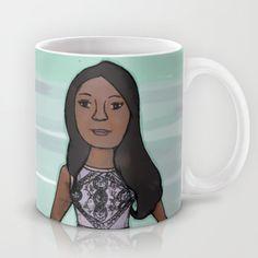 I mean, Iris does really like coffee....