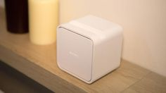 """Sony Portable Short Throw Projector Preview. """"BERLIN -- Imagine a 23-inch TV you could take in the bath, stick to your refrigerator door, or plonk on your kitchen workspace. That's the promise of the Sony Portable Short Throw Projector, which lights up any room and turns any wall or surface into a TV and a touchscreen."""" - CNET"""