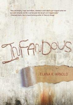 Infandous by Elana K. Arnold Mar 1, 2015