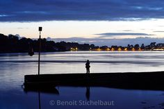 France, Morbihan (56), Golfe du Morbihan, Arradon, la cale de la Pointe d'Arradon