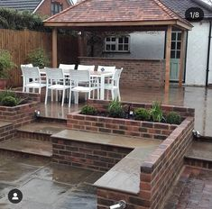 Sandstone Patio Sandstone Paving, Paving Slabs, Gravel Driveway, Types Of Stones, Light Beige, Beautiful Space, Home Improvement Projects, Garden Paths, Granite