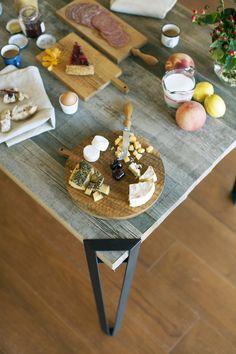 換個桌板風格立變,超百搭工業風 Adap.Table 桌腳 - ㄇㄞˋ點子靈感創意誌