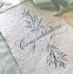 Suzanne Cunningham The Difference Between Hand Lettering And Calligraphy ? Flourish Calligraphy, Calligraphy Drawing, Copperplate Calligraphy, Calligraphy Words, Calligraphy Handwriting, Beautiful Calligraphy, Calligraphy Alphabet, Penmanship, Hand Lettering 101