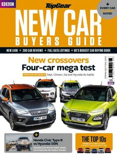 BBC Top Gear New Car Buyers Guide – Spring edition 2018