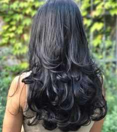 Haircuts For Long Hair With Layers, Haircuts Straight Hair, Haircuts For Medium Hair, Long Layered Hair, Long Hair Cuts, Long Hair With Bangs, Hairstyles Haircuts, Medium Hair Styles, Curly Hair Styles