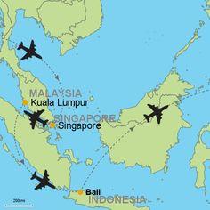 Singapore - Kuala Lumpur - Bali?utm source=tzoo Customizable Itinerary from Tripmasters.com\europe