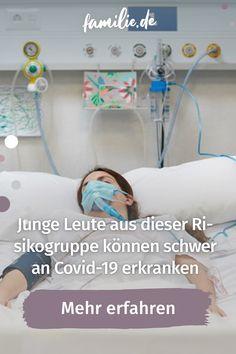 Besonders gefährdet für Covid-19 sind junge Leute nicht mehr als alle anderen. US-Forscher fanden jedoch nach einer genauen Analyse einiger infizierter Patienten heraus, welche Risikogruppen durchaus vorsichtig sein sollten. Denn bei einigen konnten bisher schwere Verläufe festgestellt werden. #coronavirus #corona #pandemie #gesundheit #familie #familienleben #lebenmitkindern #family #dubistnichtallein #wirvsvirus #kleinkind #baby #kind #vereintimchaos #maskenpflicht #mundschutz… Running Away, Baby Kind, Children, Clock, Inspirational, Fresh, Future, Crown, Intensive Care Unit