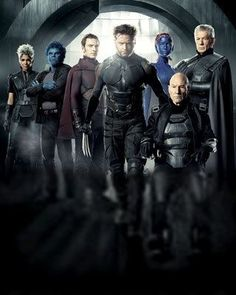 X-MEN: DAYS OF FUTURE PAST - International Banner